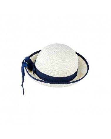 Sombrero Marinero Paja Niña  Miralles