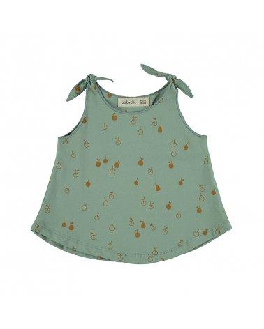 Camiseta Tirantes Apple Green Baby Clic