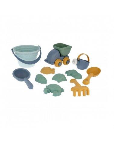 Pack Juguetes de Playa de Bioplástico de Tutete Ocean