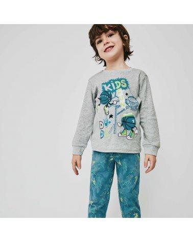 "Pijama Niño Inter.""Kids Fun"" Tobogan"